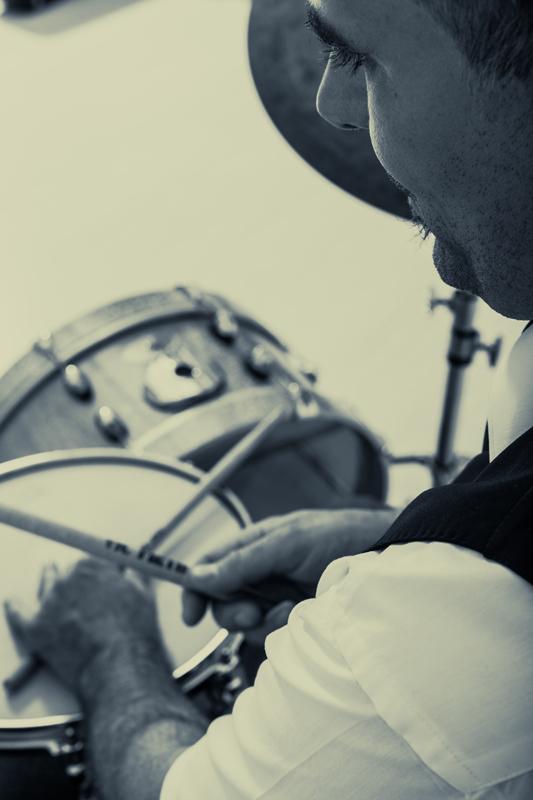 Andi Nolte, Drums